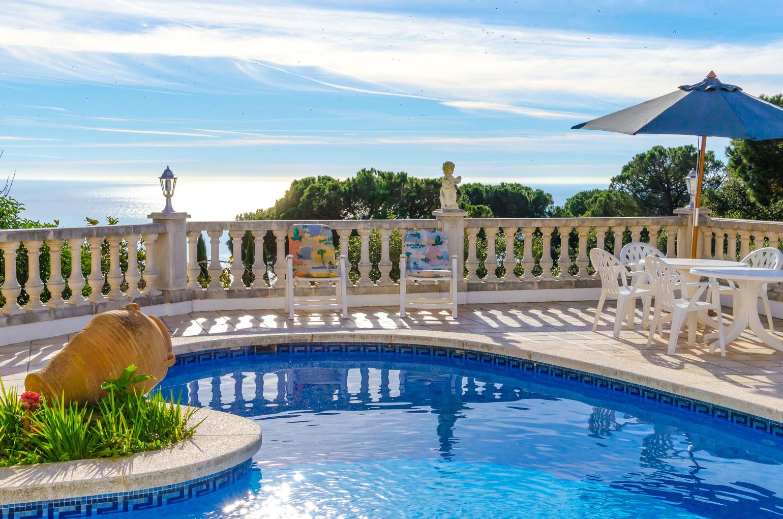 Casa de vacaciones lloret de mar costa brava espa a veray - Apartamentos en costa brava ...