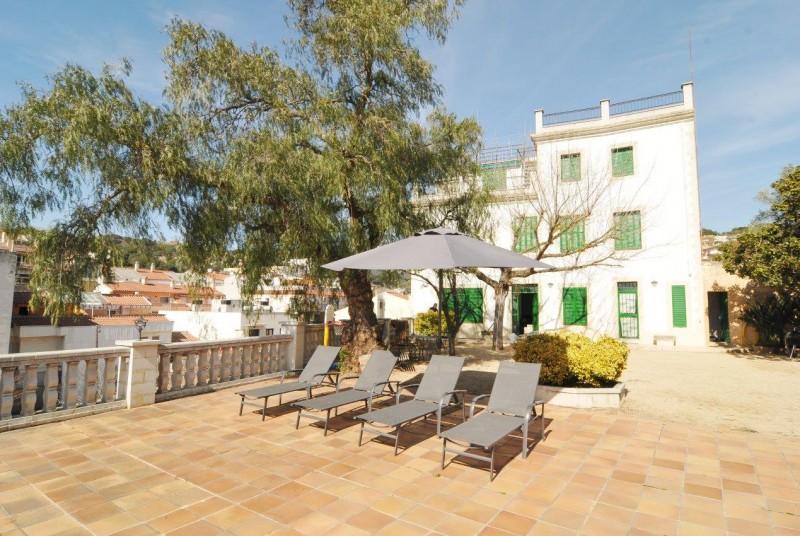 Casa de vacaciones arenys de munt costa maresme espana canco - Casa arenys de munt ...